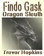 Findo Gask - Dragon Sleuth: book cover
